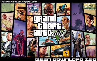 Grand Theft Auto V (GTA 5) - PC Game Download Full Version For Free