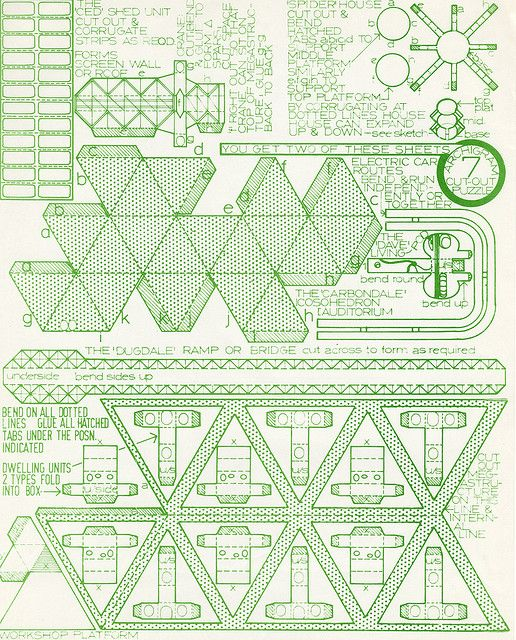 Archigram, Issue 7 by Iqbal Aalam, via Flickr