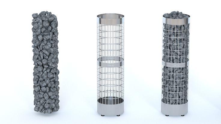 Kiuas - Sauna heater modeling on Behance