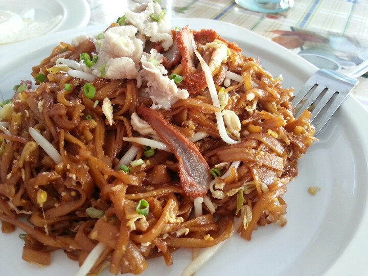 Seria Kuay Teow (non halal) from Coconut Grove Menglait