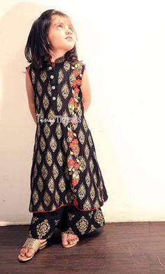 Kids Clothes on Pinterest   Maria B, Pakistani Dresses and ...