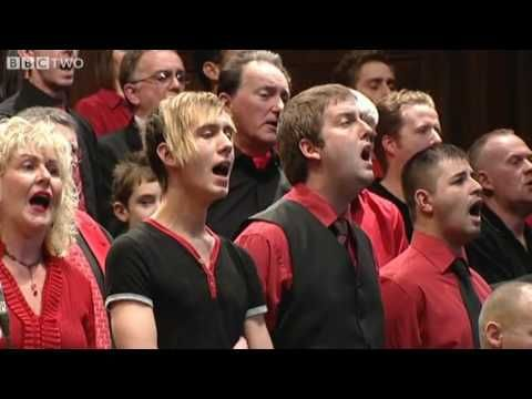 The Choir: Unsung Town -  Episode 2 Highlight - Choir perform Hallelujah - BBC Two