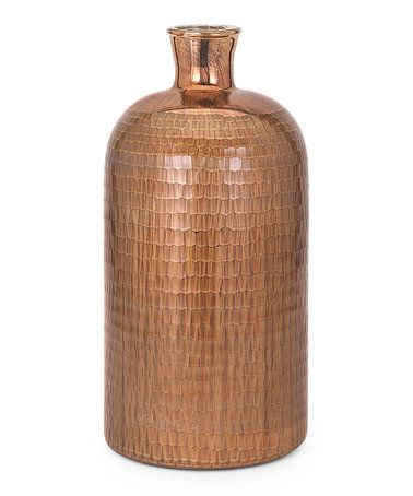 Look what I found on #zulily! 17.5'' Copper Glass Jug #zulilyfinds