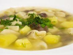 Рецепт Галушки для супа