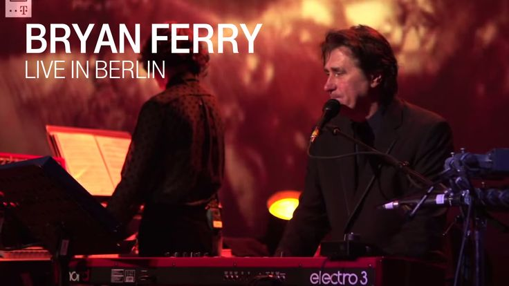 "Bryan Ferry - ""Reason Or Rhyme"" live in Berlin 2011"
