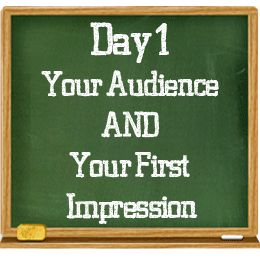 Day 1 of the 5 Day Facebook Challenge - Identify Your Ideal Customer