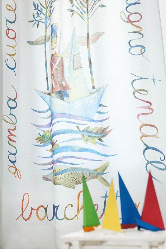 Oltre 25 fantastiche idee su tende per cameretta dei bambini su pinterest - Tende cameretta bambini ...