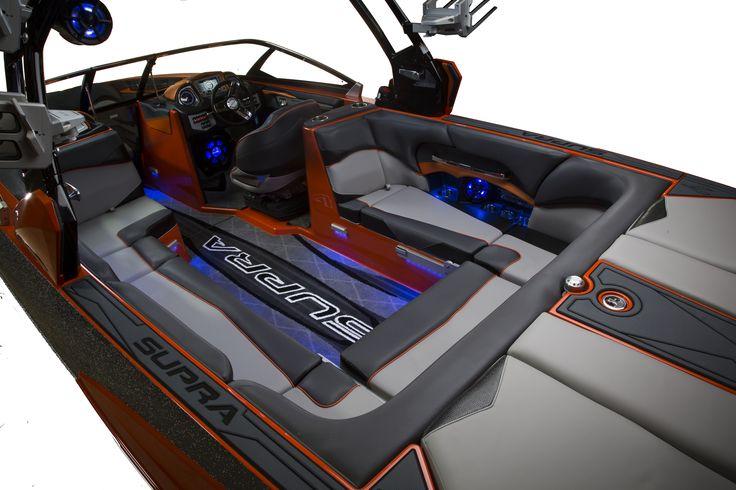 2015 Supra Boats SG400-575