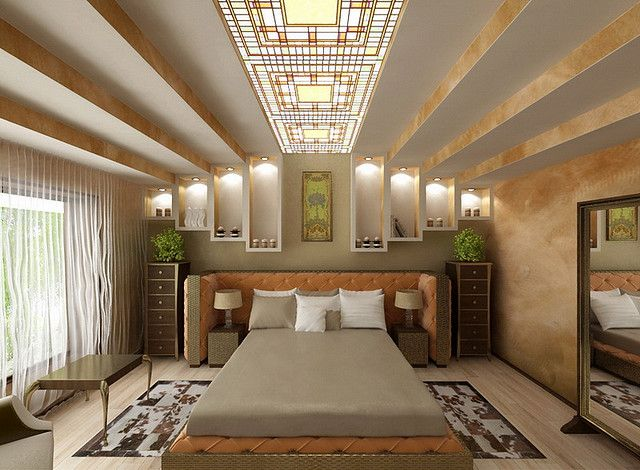 Art deco bedroom design my apartment therapy pinterest for Art deco bedroom designs