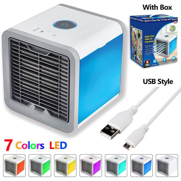 Arctic Air Personal Space Air Cooler Quick Easy Way To Cool Air