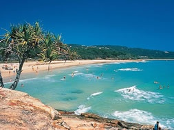 North Stradbroke Island Qld.. My favourite place in the world for a break..