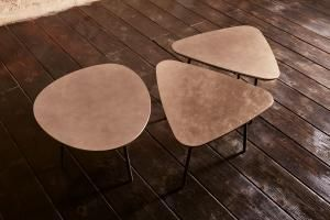 Tavolino Linea Iron