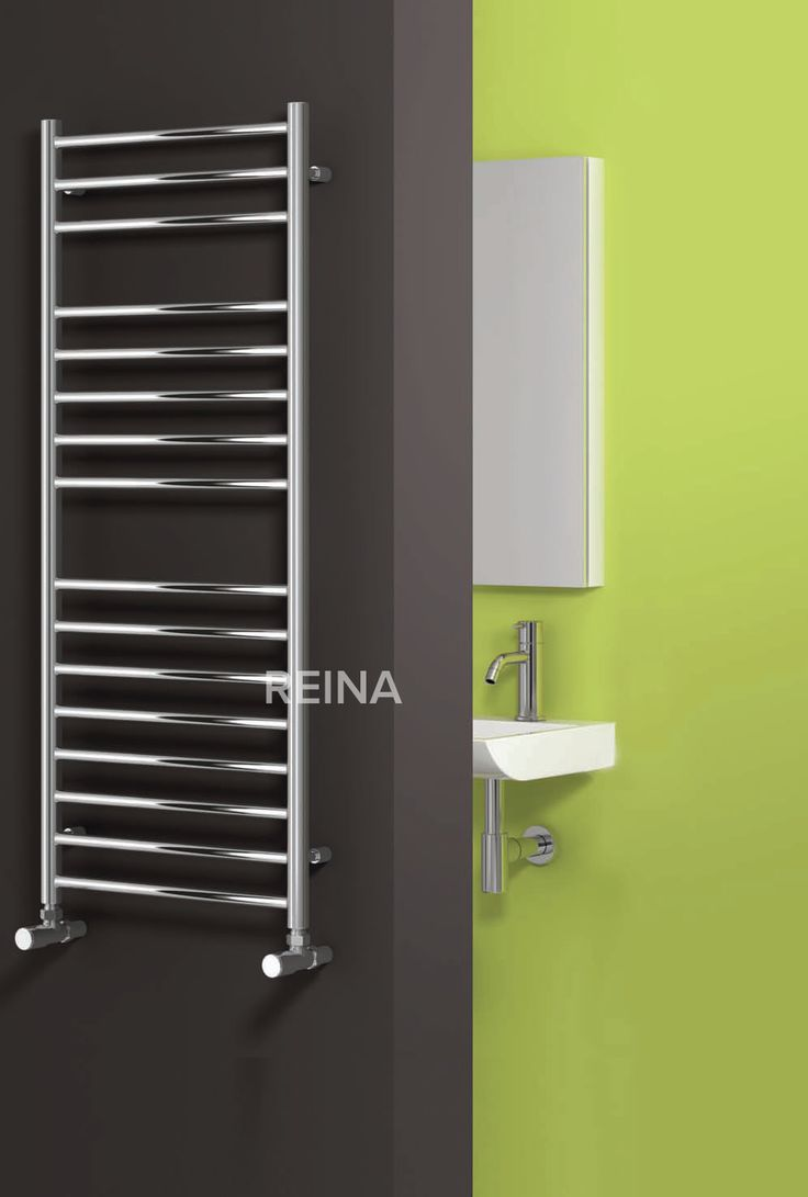 The Reina Luna Straight Stainless Steel Heated Towel Rail. The Illusions collection of Stainless steel radiators from Reina offer the very latest in hand-made modular radiator construction, the most sophisticated finishing and fresh & innovative designs. Available in Polished Stainless Steel. Complete with a 25 year guarantee. Prices starting from £131.04!