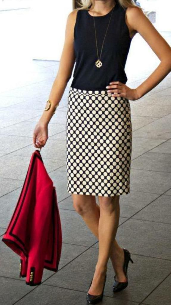 margaret m canada - New for Spring 2016 - Love Love Love this skirt! And the entire look!