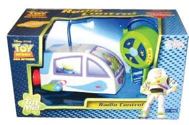 Toy Story Radio Control Spacecraft @ niftywarehouse.com #NiftyWarehouse #Toy #Story #Movie #ToyStory #Pixar