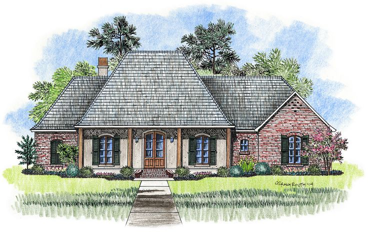 1000 Ideas About Acadian Style Homes On Pinterest