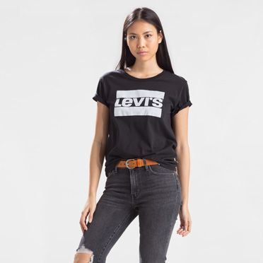 Levi's The Perfect Graphic Tee T-Shirt - Women's