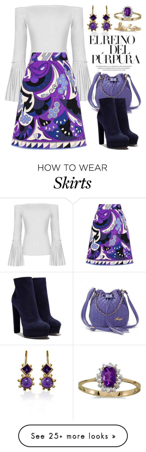 """Your Choice 3140"" by boxthoughts on Polyvore featuring Deci London, Emilio Pucci, Casadei and BillyTheTree"