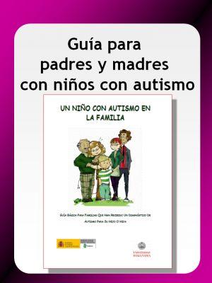 Colección de guías y Manuales de apoyo a docentes: Educación de estudiantes que presentan trastornos del espectro autista