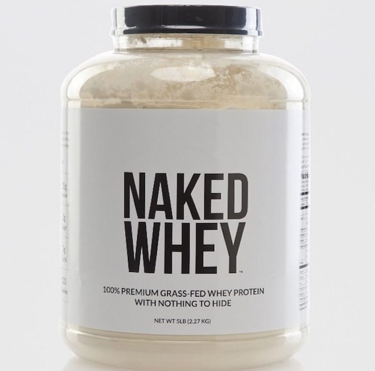 Naked Whey #protein