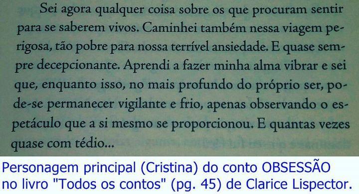 Todos os contos de Clarice Lispector. via Facebook http://ift.tt/2jNMq58