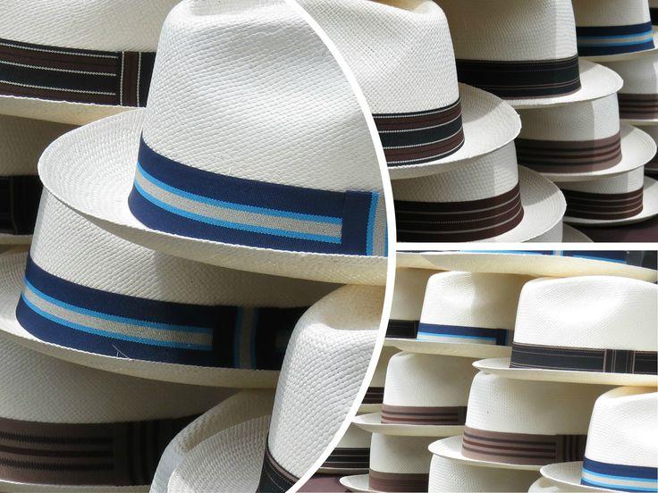 Ibiza, Sombrero Tejido a Mano, 100% Natural elaborado en Paja Toquilla.