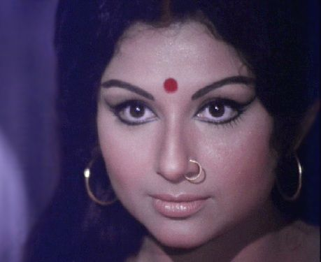 Sharmila Tagore in Amar Prem (1972)