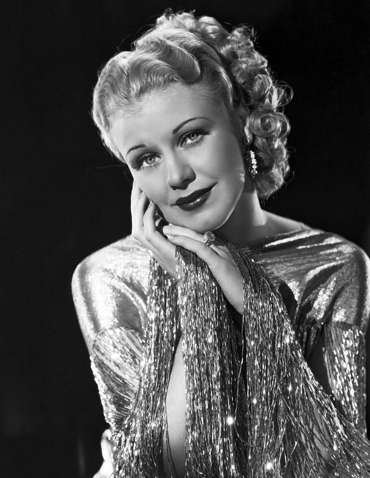 Ginger Rogers (born Virginia Katherine McMath; July 16, 1911 – April 25, 1995) was an American actress, dancer and singer.