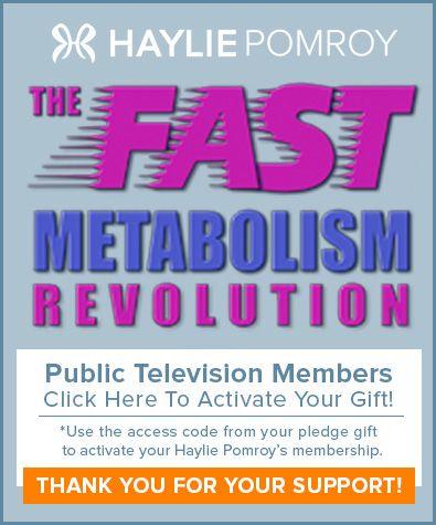 Fast Metabolism Diet Food Brands