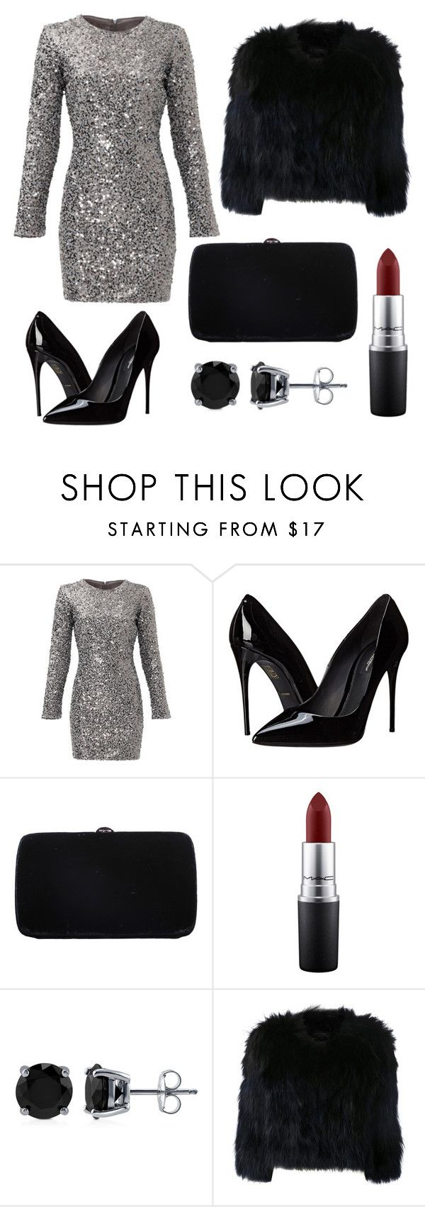 """PLH"" by keepsmileanna on Polyvore featuring Slate & Willow, Dolce&Gabbana, Sergio Rossi, MAC Cosmetics, BERRICLE and H Brand"