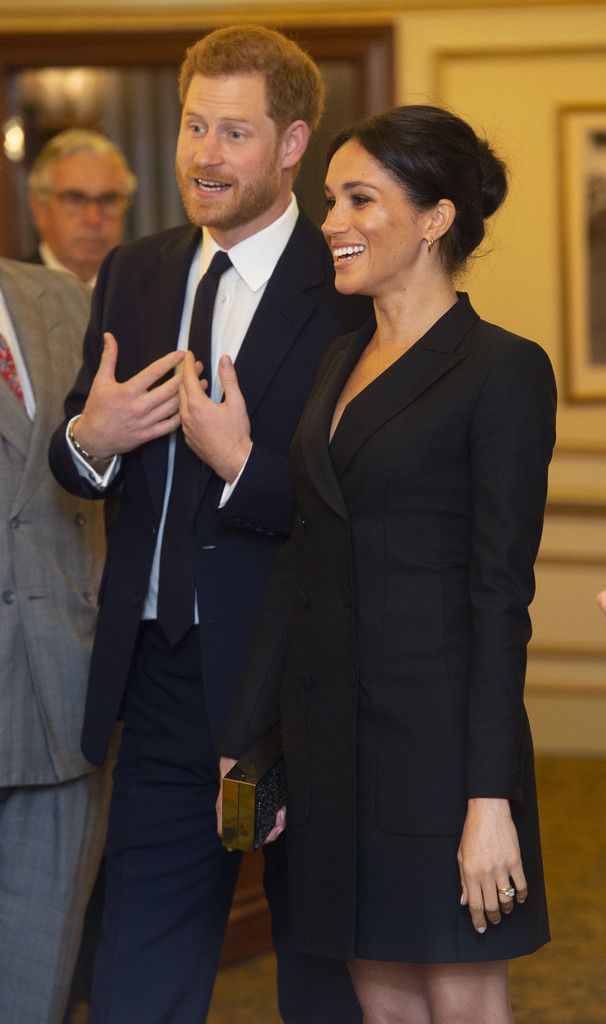 Prince Harry, Duke of Sussex a...