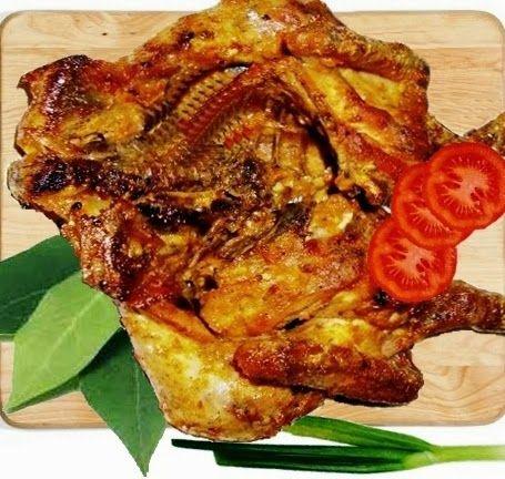 Resep Ayam Panggang bumbu rujak atau boleh bakar juga cara membuat ada di http://resep4.blogspot.com/2014/10/resep-ayam-panggang-bumbu-rujak-enak.html resep masakan indonesia