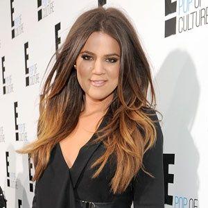 khloe kardashian hair - Google Search