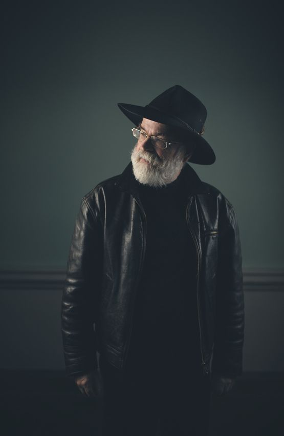 Terry Pratchett: king of the world. Astute observations of humanity with gentle persuasions towards positive change, disguised as comedic fantasy literature.   This bloke has affected my life and beliefs and, I believe, made me a more aware, better person.