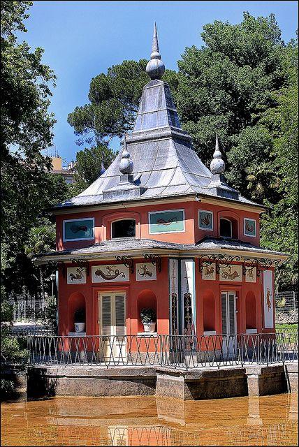 MADRID / Parque del Retiro