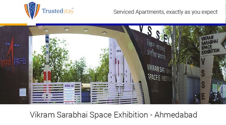 Vikram Sarabhai Space Centre is an excellent place to visit with children for fun, thrill and some learning. It is located 2 Km from #TrustedStay #serviceapartment, Sopan Life Style, #Jodhpur