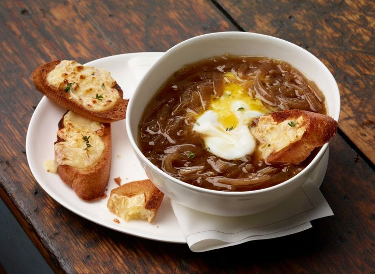 With a slow cooker and a change of cheese, this French onion soup becomes Italian - The Washington Post