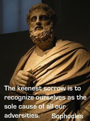 The best philosophers recognize the deep problem of human evil.