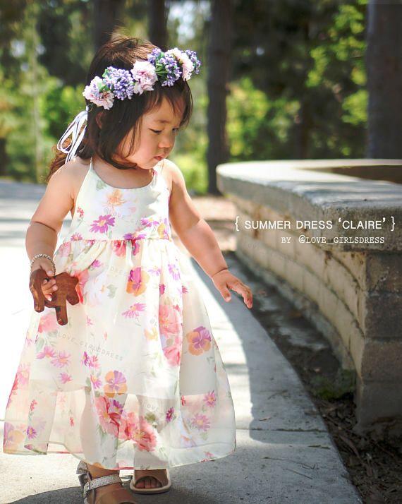 17 Baby Summer Dress Baby summer dress toddler dress baby