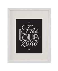 my home is a FREE LOVE zone