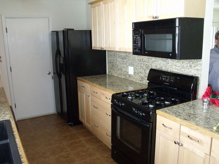 Black Liances Excellent Kitchen Painted Cabinets With