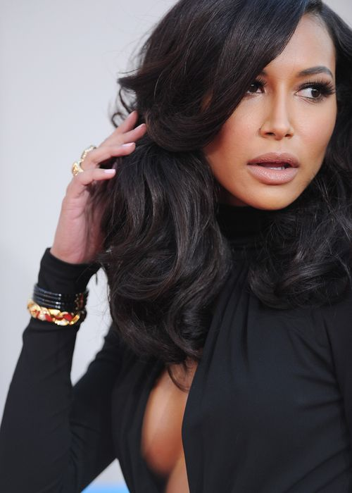 WOMAN CRUSH- Naya Rivera Aka Santana from Glee