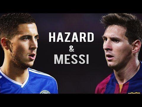 Eden Hazard & Lionel Messi ● Kings Of Dribbling ● 2014/15 HD