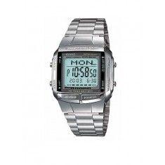 Relógio masculino Casio estilo retrô