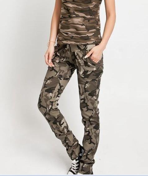 Армейские штаны для девушек