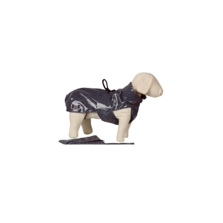 CHUBASQUERO DE BOLSILLO,  impermeable para perro de primera calidad y cómodo de llevar al ir metido en una práctica bolsita. http://bit.ly/1PjTChh