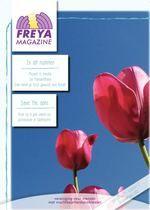 Freya Magazine #2 2013