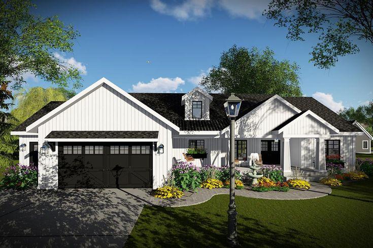 House Plan 1020 00331 Craftsman Plan 1 921 Square Feet