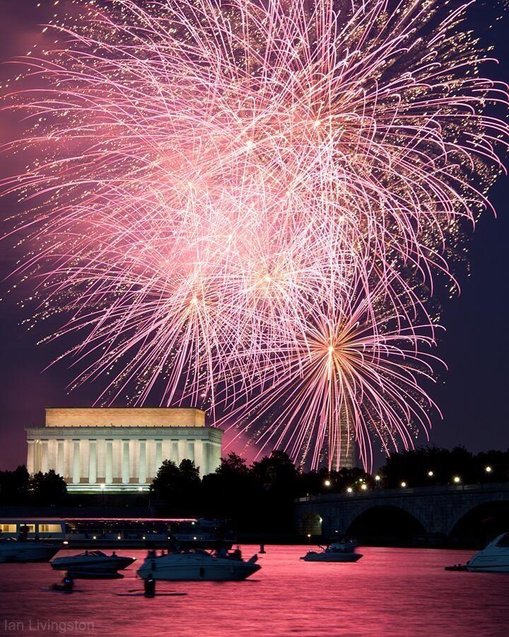 Fourth of July fireworks.  #budhagirl #contest #pinittowinit