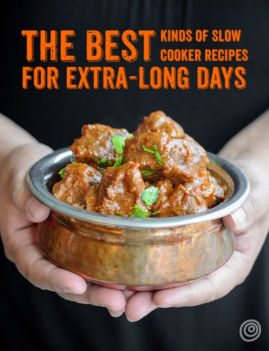 The Best Types of Slow-Cooker Recipes for Extra-Long Work Days